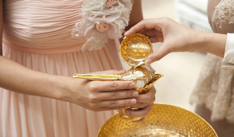 บริการสถานที่รับจัดงานแต่งงาน เรือนไทย